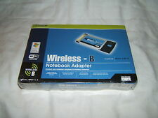 LINKSYS WPC11 V. 4 WIRELESS B NOTEBOOK ADAPTER