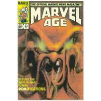 Marvel Age #23 in Near Mint minus condition. Marvel comics [*dl]