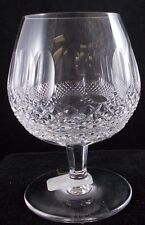 Waterford COLLEEN-SHORT STEM Large Brandy Glass 12 ounce GREAT CONDITION