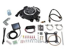 Holley Black Sniper 550-511 EFI Self Tuning Fuel Injection System Complete