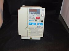 Magnetek GPD 315 GPD315 Model: MVB003 3Phase 400v AC Drive
