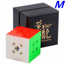 CuberSpeed YuXin HuangLong 3x3 M Stickerless Speed cube Yuxin Huanglong 3x3x3