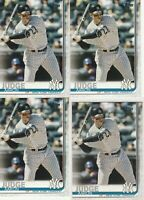 2019 Topps Series 1 Aaron Judge 4 Card Lot NY Yankees