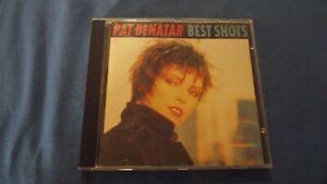 Pat Benatar Best Shots - CD - Free Postage