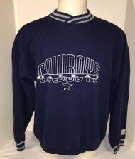 NFL Starter Dallas Cowboys Sweatshirt Blue  XL