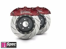 Front RS Anodized Red Forged Big Brake 6pots Caliper 355mm 2PCS Disc for BMW E90