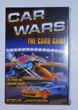 Car Wars The Card Game Steve Jackson Board Games