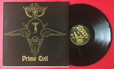 Venom-Pime Evil KOREA LP SODOM BATHORY CELTIC FROST METALLICA SLAYER MEGADETH