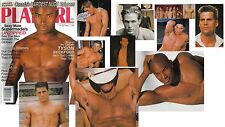 PLAYGIRL 9-99 TYSON BECKFORD M SODINI FREE HTF CANADA STRIPPERS 1999 DVD collage