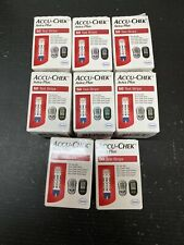 accu-chek Aviva plus Retail Diabetic test strips 400 Strips.