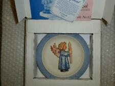 "Hummel Annual Christmas Plate 2000 ""Light The Way ""Mib"