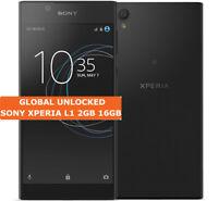 """SONY XPERIA L1 G3313 2gb 16gb Quad Core 13mp Camera 5.5"""" Android Lte Smartphone"""