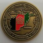 Afghanistan Operation Enduring Freedom Brass Coin Anti-Terrorist Strike ForceOriginal Period Items - 10953