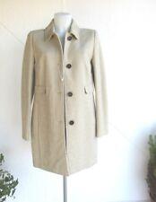 MAX MARA OPPORTUNITY  coat beige lace New!  10 USA-40 D- 42 F- 46 GB-46 IT