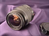 Canon EF Ultrasonic Series II 28-80mm f3.5-5.6  Kit Zoom Lens - VGC - 631