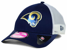 Los Angeles Rams NFL St. Louis New Era 9Forty WOMENS Trucker Adjustable Cap Hat