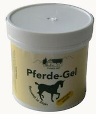 Pferde Gel 250ml Hautpflege vom Pullach Hof Allgäu Lotion Creme Balsam #1300