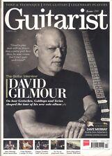 Guitarist magazine, October 2015, Issue 399