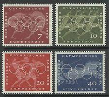 Sellos de Alemania y sus colonias, Olimpiadas