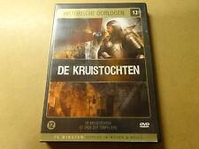 DVD / DE KRUISTOCHTEN (HISTORISCHE OORLOGEN 12)