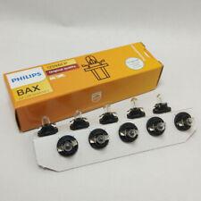 10pcs PHILIPS 12598 12V1.2W Car Dashboard Instrument Panel Light Indicator Bulb