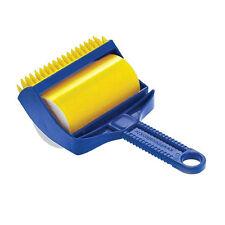 1PCS Reusable Sticky Buddy Picker Cleaner Lint Roller Pet Hair Remover Brush