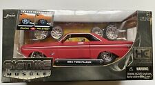 JADA Bigtime Muscle 1/24 scale 1964 Ford Falcon - Red