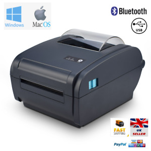 Thermal Label Printer 6x4 inch 100mm fits zebra dymo brother shipping labels 4x6
