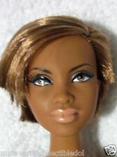 NUDE-Barbie-T7743-Head Mold:Lara-Body Type:ModelMuse-Hair Color:Brown-AA