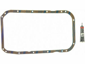 For 1987-2000 Dodge Caravan Oil Pan Gasket Set Felpro 93152HK 1996 1997 1993