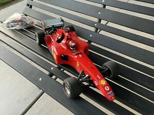 2 Speed Nitro RC 1/8 Ferrari F2004 F1 Collectible Made by Kyosho for Deagostini!