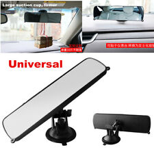 Interior Accessories Rear View Suction Cup Mirror Windshield Car Bus SUV Truck