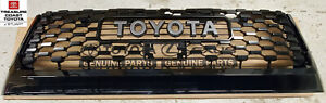 NEW OEM TOYOTA TUNDRA 18-2021 TRD PRO GRILLE CODE 218