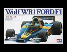Vintage Tamiya 1/12 WOLF WR1 Ford F1 Jody Scheckter Car Kit 12024 MIB