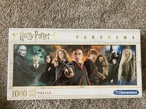 Clementoni Panorama Harry Potter Jigsaw Puzzle - 1000 Pieces
