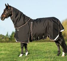 """Horseware Rambo OPTIMO TURNOUT 0g Rug with Hood Combo Liner System 5'6""""-7'3"""""""