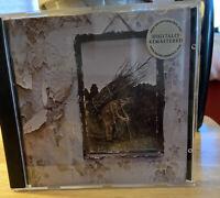 Led Zeppelin-4 1994 Remastred CD Australian Import/FREE SHIPPING