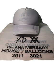 The Weeknd House of Balloons 10 Year Anniversary Hwt