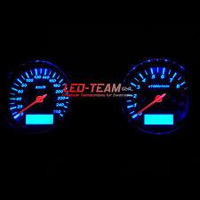 Suzuki GSX 1400 BJ 01-04 Motorrad Tachobeleuchtung Umbau LED Set BLAU LED-Team
