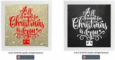 IKEA Christmas Vinyl Wall Decals & Stickers