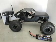 Axial Wraith 2.2 Rock Crawler With Lipo Upgraded Shocks Rtr