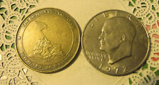 Commerative large/dollar size /heavy medal/Token /History Channel  #79
