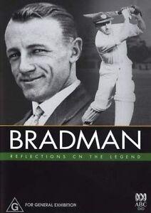 Bradman - Reflections Of A Legend (DVD, 2004) R4