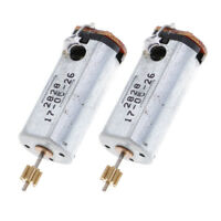 2Pc V913-34 Tail Motor Metal Replacement for WLtoys V913 RC Helicopter Plane