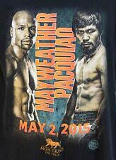 Mayweather Vs. Pacquiao T-Shirt Size Medium May 2, 2015 MGM Grand Las Vegas