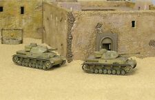 Italeri 1/72 Sd.Kfz 161PZ KPFW IV F1 Tank Plastic Model Kit 7514 ITA7514