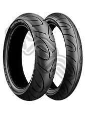 Honda VFR 400 NC30 Bridgestone BT-090 Tyres Pair Front 120/60/17 Rear150/60/18