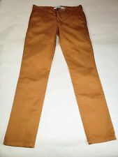 Rare Tan Color Topman Skinny stretch Jeans Size 32x32