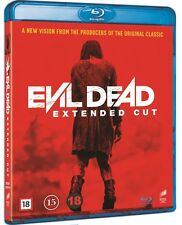 Evil Dead (2013) Unrated Blu Ray (Region Free)
