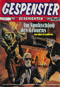 GESPENSTER - GESCHICHTEN - Heft Nr.103 /1976...